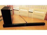 Samsung 2.1 - 290w - wireless bluetooth Soundbar - 2015 model