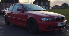 2004 BMW 320cd**LONG MOT**LOW MILEAGE**
