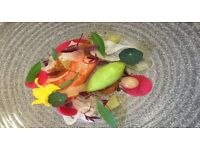 SOUS CHEF, 2 ROSETTE, SALARY NEG + TIPS, LIVE IN AVAILABLE