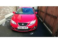 Seat, IBIZA, Hatchback, 2012, Manual, 1390 (cc), 3 doors
