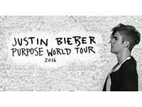 Justin Bieber Purpose World Tour (Cardiff June 2017)