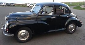 MORRIS MINOR 1959 SPLIT SCREEN TAX & MOT EXEMPT DAILY DRIVER