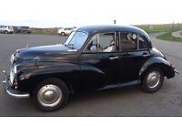 MORRIS MINOR 1959 SPLIT SCREEN TAX & MOT EXEMPT DAILY DRIVER