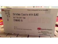 Blake Tickets