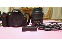 Nikon D40 18-55 kit lens