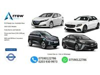 PCO CAR HIRE- RENT TO BUY- PCO CAR RENTALS- UBER READY PCO - RENT-TO-BUY