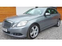 OUTSTANDING - MERCEDES E250 CDI AUTO BLUETEC. ONE OWNER. FSH by MERCEDES