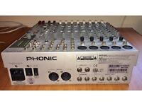 Phonic MU1722x Mixer