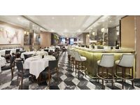 Commis Waiters required for London's Premier Members Club (Central London)