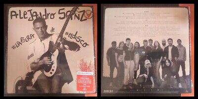 Alejandro Sanz - #LAGIRA DE #ELDISCO 2 x Lp Vinilo CD DVD...