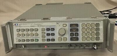 Hp Agilent Keysight 8566a Spectrum Analyzer 100 Hz - 2.5 2 - 22 Ghz