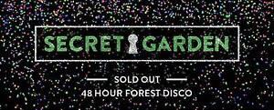 SECRET GARDEN Festival -Selling 2 * full weekend tixs SUPER CHEAP Sydney City Inner Sydney Preview