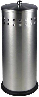 Toilettenpapierhalter WC Rollenhalter Papierhalter Klopapierhalter aus Edelstahl