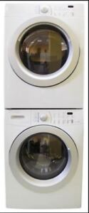 Frigidaire Stackable Affinity Washer & Dryer