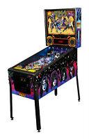 KISS Pro Pinball Machine -  FREE SHIPPING!