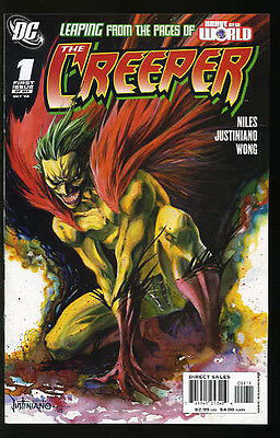 (THE CREEPER #1-6 VERY FINE / NEAR MINT COMPLETE SET 2006)