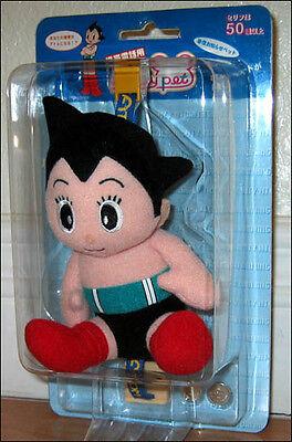 "Mighty Atom Astro Boy Anime Mobby Pet 6"" Plush Toy Doll Figure VINTAGE JAPAN NEW"