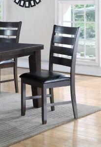 Dining chairs, SOLID WOOD, from $99 to $179, in stock, COMFY