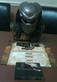 Predator Deluxe Head - Limited Edition Box Set DVD