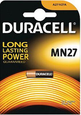 DURACELL MN 27 12Volt Alkaline Batterie ( GP27 ) NEU Volt-alkaline-batterie