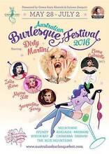 A Reserve - The Australian Burlesque Festival - The Tivoli Ormeau Gold Coast North Preview