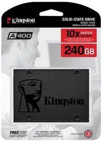 kingston a400 240gb ssd brand new