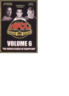 The The Best of ADCC, Vol. 6: The World Series of Grappling (DVD, 2009)