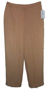 Emma James by Liz Claiborne Lined Dress Pants - 12 - NEW