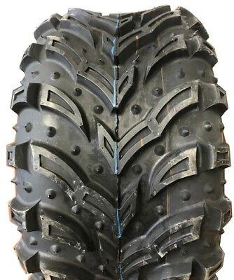 New Tire 22 11.00 8 Deestone Mud Crusher D936 ATV 6 Ply 22x11.00x8 SIL