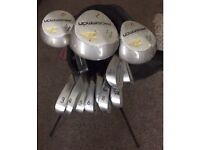 Persimmon golf clubs