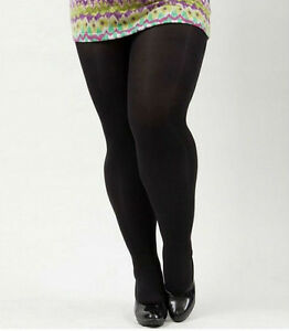 PLUS SIZE Quality Stockings Black & Colour Pantyhose for Tall & Plump Lady S-XXL