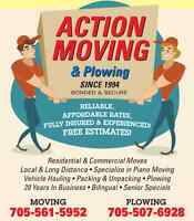 Action Moving