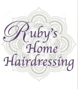 Ruby's home hairdressing Kelmscott Armadale Area Preview
