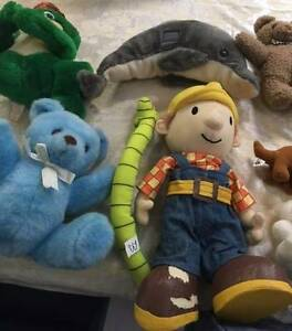 Used soft toys - the lot for $10 Larrakeyah Darwin City Preview