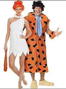 WILMA & FRED FLINSTONE COUPLES COSTUMES!!!