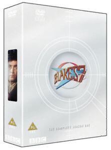 Blake's 7 - Series 1 - Complete (DVD  5-Disc Set) New UNSEALED MINOR BOX WEAR
