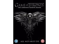 Game of Thrones - The Complete Fourth Season 5 Disc DVD Set