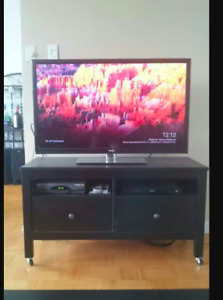 Moving sale. Ikea TV Stand, Ikea Desk & Coffee table for sale.
