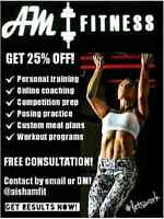 Personal Trainer, GET RESULTS NOW!