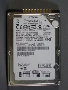 IDE LAPTOP HARD DRIVE