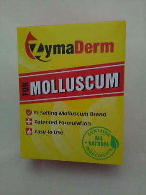 New! ZymaDerm for Molluscum Contagiosum  Warts 13 ml Exp 2021