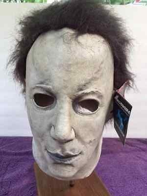 Halloween 6 THE CURSE OF MICHAEL MYERS Latex Deluxe Mask Trick Or Treat Studios