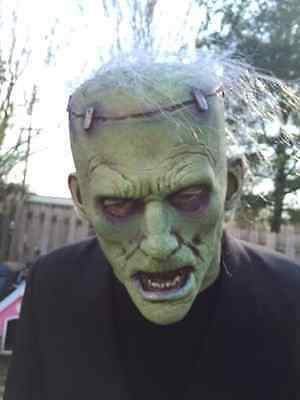Legendes Halloween (Halloween LifeSize Non Animated FRANKENSTEIN MONSTER LEGENDS Prop Haunted)