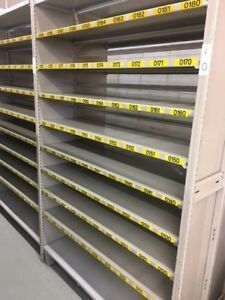 EZ Rect Shelving - Excellent Condition