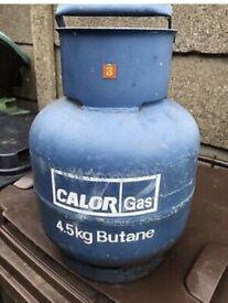 4.5 kg Calor gas bottle