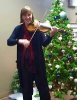 A GREAT CHRISTMAS PRESENT: A PACKAGE OF 8 VIOLIN LESSONS!