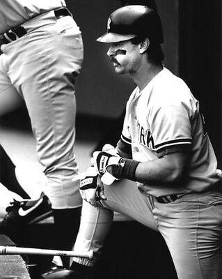 1992 New York Yankees DON MATTINGLY Glossy 8x10 Photo Baseball Print Photograph