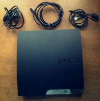 PS3 SLIM HD 500GB - ETAT (10/10)