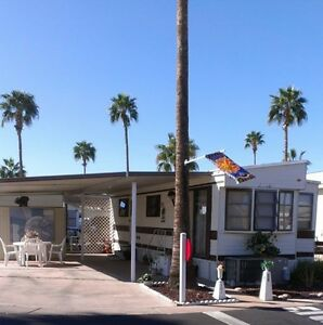 RV Park Model....DUE TO CANCELATION