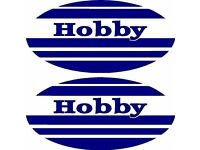 !!!HOBBY CARAVANS WANTED!!! TWIN AXLE CARAVAN BUYERS !